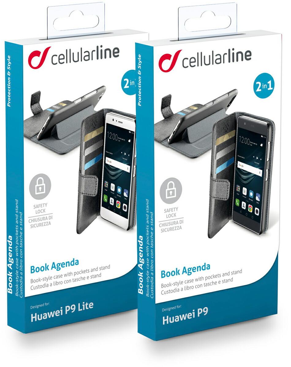 Cellularline BOOKAGENDA P9