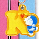 [12278]Acrylic alphabet key chain (K)