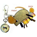 -Watch / key chain (check) ★ Frederic ★