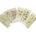 -1139 Fairy story seal bags (E) 6 seats
