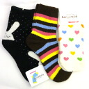 1587 Socks 3 feet set ( mocomoko )