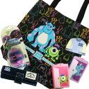 Disney Monsters Inc. lucky bag toy 1874 sundries bag ★ monstersuniversity ★
