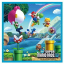 Handkerchief (light blue) ★ New Super Mario Bros U ★