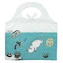 Moomin toy-shopping bag (blue) [138572]