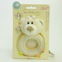 -Rattle ring (bear) ★ baby products ★