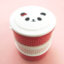 -3-Tier lunch BOX (Red Panda)...
