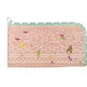 -Passbook case Mermaid Princess ★ fairy tale ★