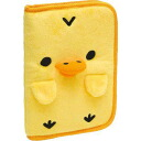 -Plush valuables case ( kiiroitori )