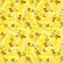 1 Table napkin (yellow) ★ Tamagotchi series ★