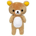 【Rilakkuma】 Stuffed Plush Toy / Large (Rilakkuma)