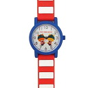 -Watch (rubber / red)