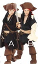 ● ☆ Disney costume ☆ Jack Sparrow B or jacket without ( children ) ★ Disney cosplay ★ ★ anime costume ★ ◆ Halloween items ◆