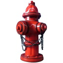"Setagaya base ★ vintage style antique art object ♪ ""Hyde Lunt / fire hydrant ♪ RED ★ U.S.A. miscellaneous goods ★ American miscellaneous goods ★ candy miscellaneous goods ★ candy is sloppy"