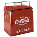 Red ★ cooler box ★ insulated box ★ American gadgets ★ American gadgets ★ ★ Coca Cola ★ picnic storage / candy gadgets ★ AME miscellaneous