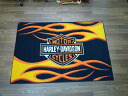 ★ ★Interior mat XL size /148cm *100cm of the Harley-Davidson