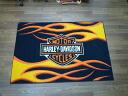 ★ ★ Harley-Davidson Interior mat XL size / 148 cm x 100 cm