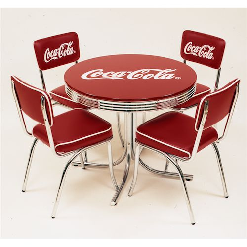 Lavieen rakuten global market coca cola low table chair full set - Coca cola table and chairs set ...