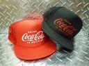 Coca-Cola mesh cap COCA, COLA CAP American casual American casual hat brand drink