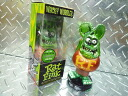1,500 (metallic green) RAT FINK metallic rat Finck world limited FUNKO WACKY WOBBLER ボビングヘッドフィギュア dolls American miscellaneous goods U.S.A. miscellaneous goods