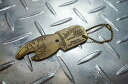 Made in the USA! Brass bottle opener type (Bottle Openers) Keyring / Jack Daniels keyholdercugi key brass