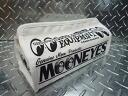 ★ fashionable canvas tissue cover mooneyes (white) ★ tissue box tissue case tissue