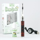 "★ ""Honey Smoke Cool Bug' salt Honey Smoked (electronic cigarettes) cool bag e-cigarette gift box ( black x Red )"