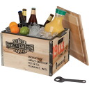 Harley Davidson 1903 cletocooler cooler box insulated boxes HDL-18531 (wood k rates and crates)