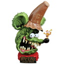 Ed Roth Rat Fink big head statue 25 cm PVC figure