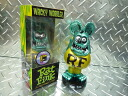 RAT FINK rat Finck (blue / gold) FUNKO WACKY WOBBLER ボビングヘッドフィギュア doll American miscellaneous goods