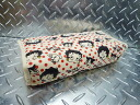 Stylish Betty Boop tissue cover ( dotted ) ★ tissue box tissue case tissue Interior gift