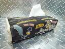 ★ fashionable Looney Tunes Roadrunner tissue cover (black) ★ tissue box tissue case tissue