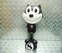 Felix the cat (FELIX THE CAT) figure big statue SKULL