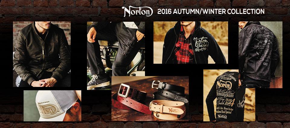 Norton 2016AW