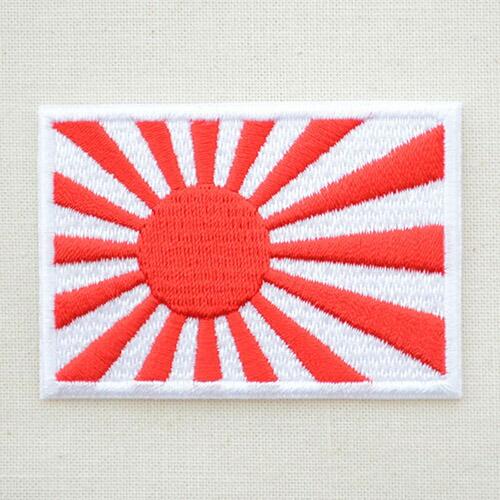 ワッペン 日本国旗(旭日旗) Sサイズ MTW-146S