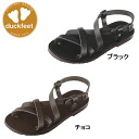 • Crepe sole DANSKE duckfeet 0150-men's strap sandals.