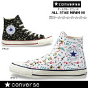 Converse women's CONVERSE ALL STAR MINIM HI high cut sneakers cute notes pattern print sneake converse 1