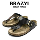 -Sandals men's casual Sandals thong Sandals BRAZYL Brazil men's Casual sandal