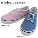 Child present / gift / baby gift / present shoes Lady's shoes sneakers of the polo Ralph Lauren sneakers kids Lady's POLO RALPH LAUREN EVAN LACE Evan race kids shoes child shoes boy woman ●