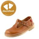 1 DANSKE duckfeet 1550 crepe sole, strap shoes