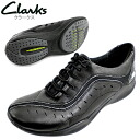 -722D ClarksWAVE ECHO LACE leather-women's casual shoes