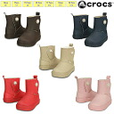 Crocs 1,2,3 boots PS crocs Colorlwte boot PS 15840 interior is completely bore paste, warm and soft comfort kids boots-