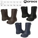 Crocs Renee 2.0 boots rain boots crocs reny 2.0 comfortable design mens Womens boot 16010 rainy day light and easy-to-walk-