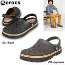 Crocs cobbler crocs Cobbler [11302] men's sandal clog for men-