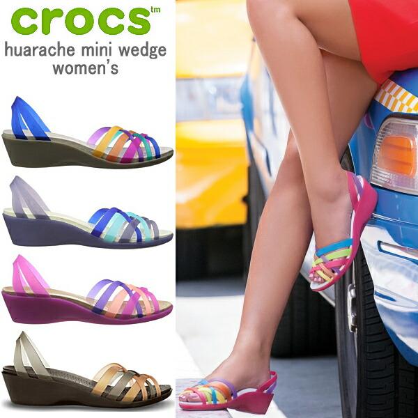 Huaraches Crocs