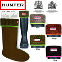 Hunter neon trim boots socks genuine NEON TRIM BOOT SOCKS [HUS26104] knit socks mens Womens hunter rain boots hunter rain boot Christmas stocking-