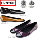 Hunter Valley-type shoe rubber shoes original ballet flat ORIGINAL BALLET FLAT [HUW25524] women's hunter Womens hunter rain shoes rain boots Christmas stocking-