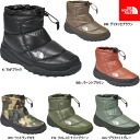men's for 4 ノースフェイスブーツヌプシメンズスノーブーツ THE NORTH FACE NUPTSE BOOTIE SHORT NF01272 men snow boot boots men ●