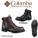 □ Columbia Storm Work YU3385 lace メンズラバー boots [] [fs3gm]