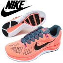 Nike Womens sneakers NIKE WMNS LUNARGLIDE + 5 women's ルナグライド + 5 running shoes ladies sneaker-