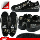 men's sneaker for puma men sneakers PUMA suede duck[356620-01]black / camouflage メンズプーマスニーカ men ●